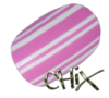 Pink Candy Stripes
